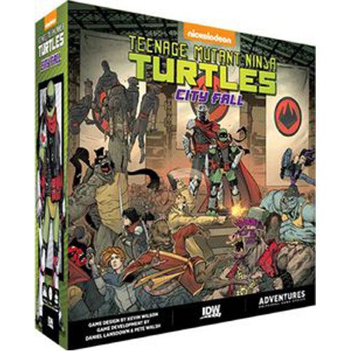 *A Grade* Teenage Mutant Ninja Turtles: City Fall