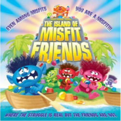 *A Grade* The Island of Misfit Friends