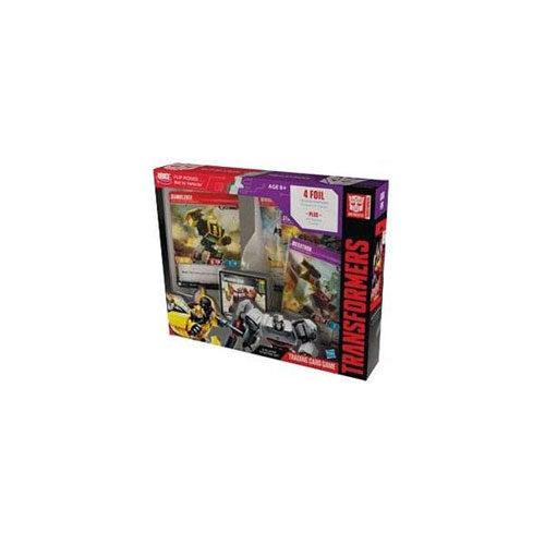 *A Grade* Transformers Trading Card Game Bumblebee vs Megatron Starter Set
