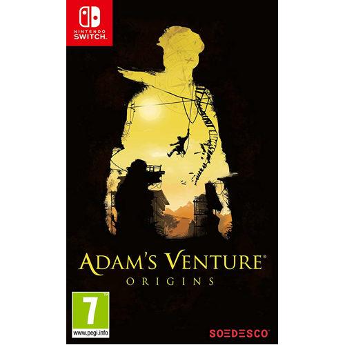 Adam's Venture Origins - Nintendo Switch