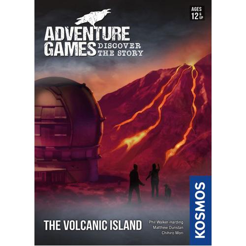Adventure Games: Volcanic Island
