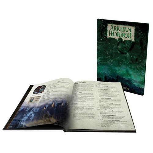 Arkham Horror Third Edition Deluxe Rulebook