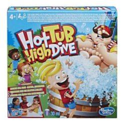 *B Grade* Hot Tub High Dive