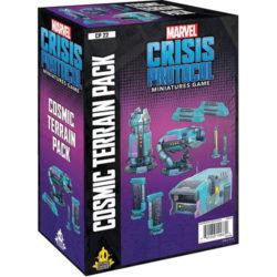 *B Grade* Marvel Crisis Protocol: Cosmic Terrain Pack