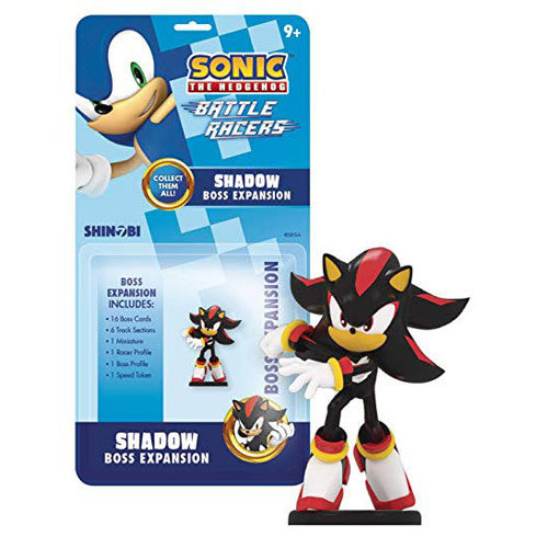 *B Grade* Sonic the Hedgehog: Battle Racers: Boss Expansion: Shadow