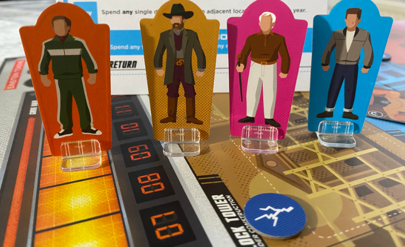 Back to the Future Dice Through Time Body 4