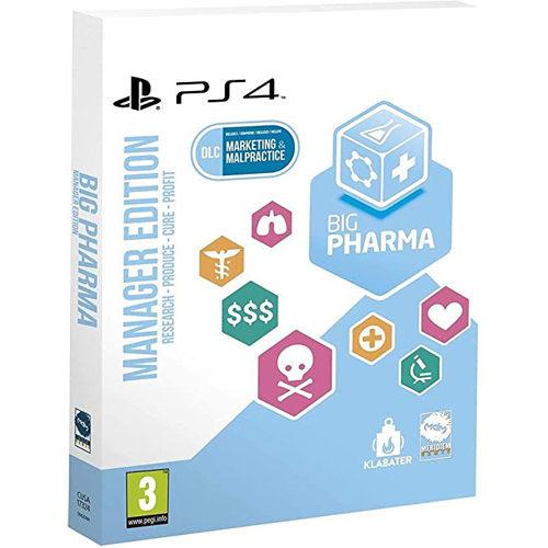 Big Pharma Manager Edition - PS4