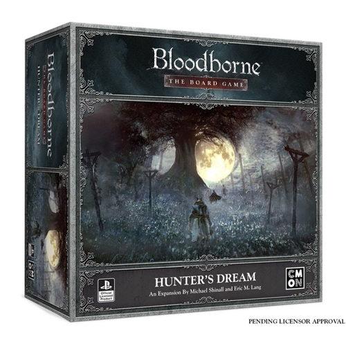 Bloodborne: The Board Game - Hunters Dream