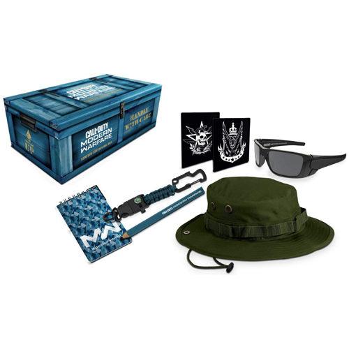Call Of Duty Modern Warfare Collectable Big Box