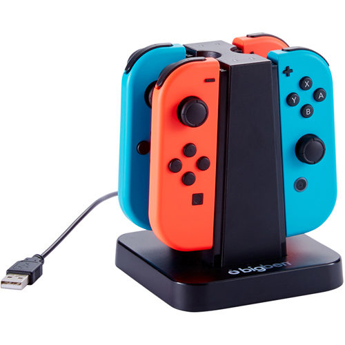 Charging Station for 4 Joy-Con's