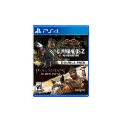 Commandos 2 & Praetorians HD Remaster Double Pack - PS4