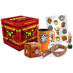 Crash Bandicoot TNT Collectable Big Box