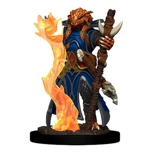 D&D Icons of the Realms Premium Figures (Wave 4): Dragonborn Sorcerer Female