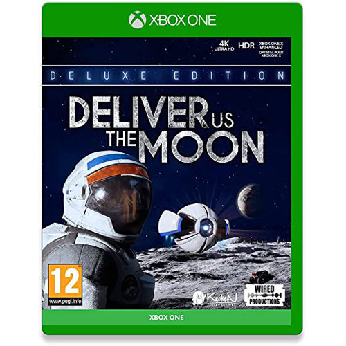 Deliver us the Moon - Deluxe Edition - Xbox One