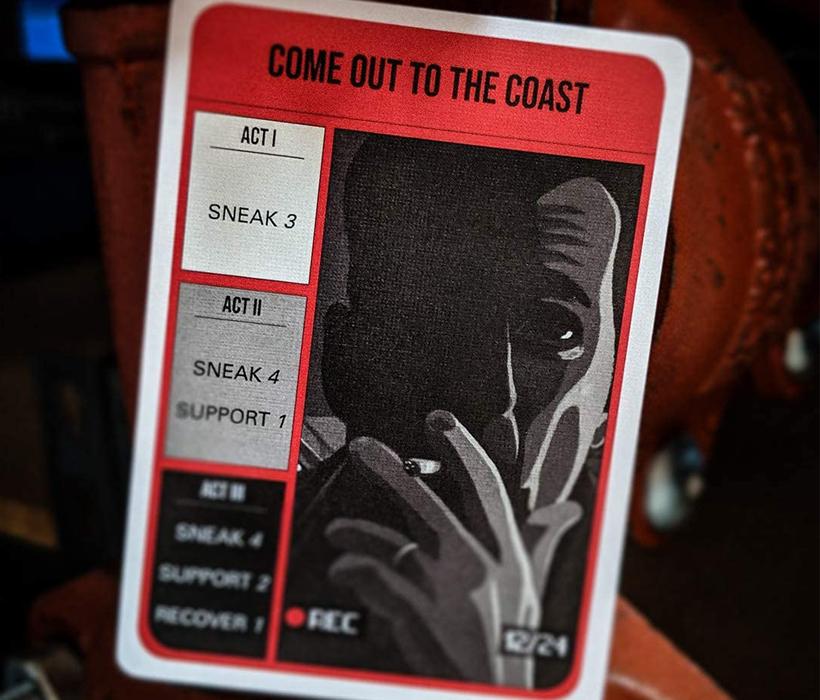 Die hard card