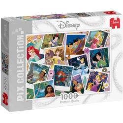 Disney Pixar Collection Princess Selfies Puzzle (1000 pieces)