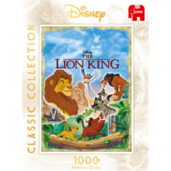 Disney Puzzle: The Lion King Movie Poster