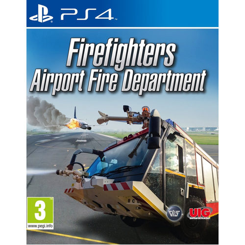 Firefighters: Airport Fire Department - PS4