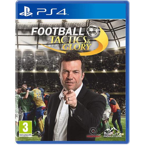 Football Tactics & Glory - PS4