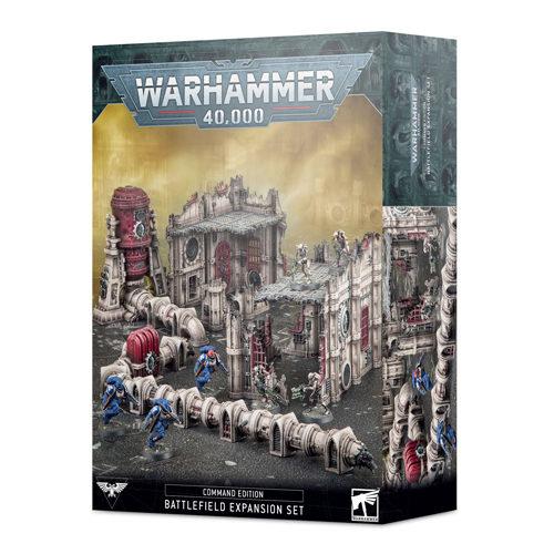 Warhammer 40K: Command Edition Battlefield Expansion Set