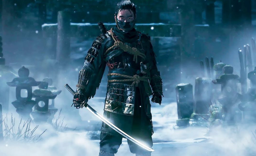Ghost Of Tsushima image 1
