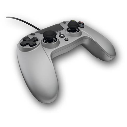 Gioteck VX-4 PS4 Wired Controller - Titainium