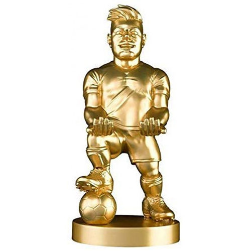 Gold Footballer Cable Guy
