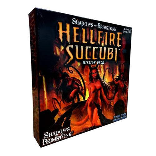 Hellfire Succubi Mission Pack: Shadows Of Brimstone