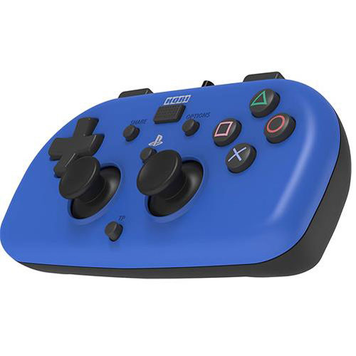 Hori Mini Controller for PS4 - Blue