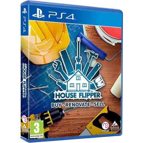 House Flipper - PS4