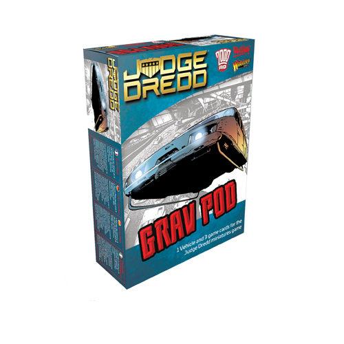 Judge Dredd: Grav Pod