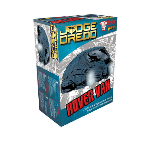 Judge Dredd: Hover Van