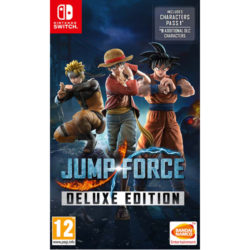 Jump Force Deluxe Edition - Nintendo Switch