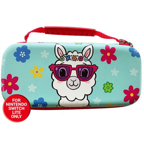Llama Protective Carry and Storage Case - Nintendo Switch Lite