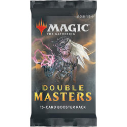 MTG: Double Masters Draft Booster Pack