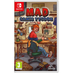 Mad Games Tycoon - Nintendo Switch