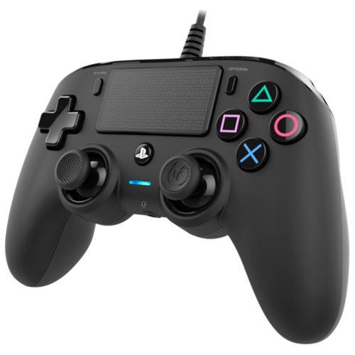 NACON PS4 Compact Controller Black