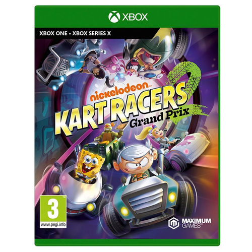 Nickelodeon Kart Racers 2: Grand Prix - Xbox One