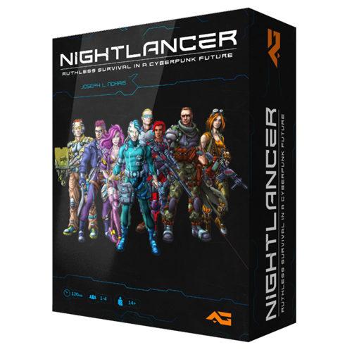 Nightlancer Limited Edition