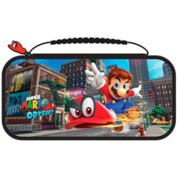 Nintendo Switch Deluxe Travel Case: Mario Odyssey