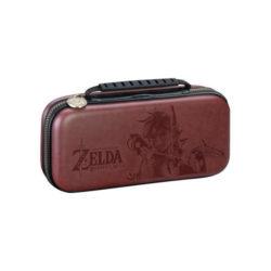 Nintendo Switch Deluxe Travel Case: Zelda - Brown Link
