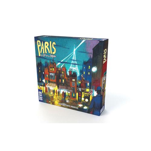 Paris - La Cite de la Lumiere (City of Light)