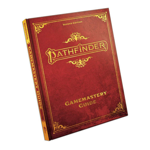 Pathfinder Second Edition RPG (P2): Gamemastery Guide - Deluxe Hardcover