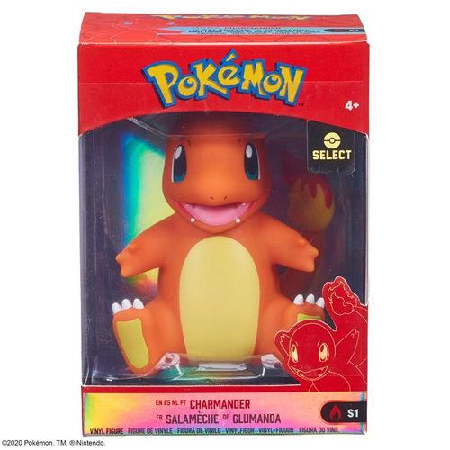 Pokemon 4 Inch Kanto Vinyl Figure - Charmander