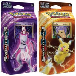 Pokemon TCG: XY12 Evolutions Theme Deck - 2 Set
