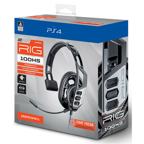 RIG100 MONO Headset - PS4