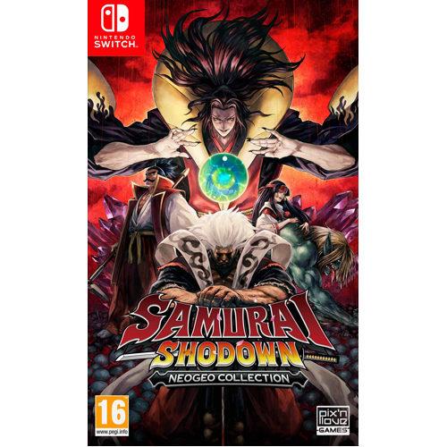 Samurai Shodown NeoGeo Collection - Nintendo Switch