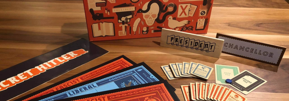 Secret Hitler Review