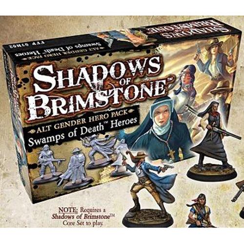 Shadows of Brimstone Swamps of Death Alternate Gender Hero Pack
