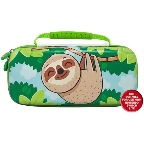 Sloth Protective Carry and Storage Case - Nintendo Switch